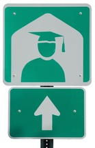 college ahead